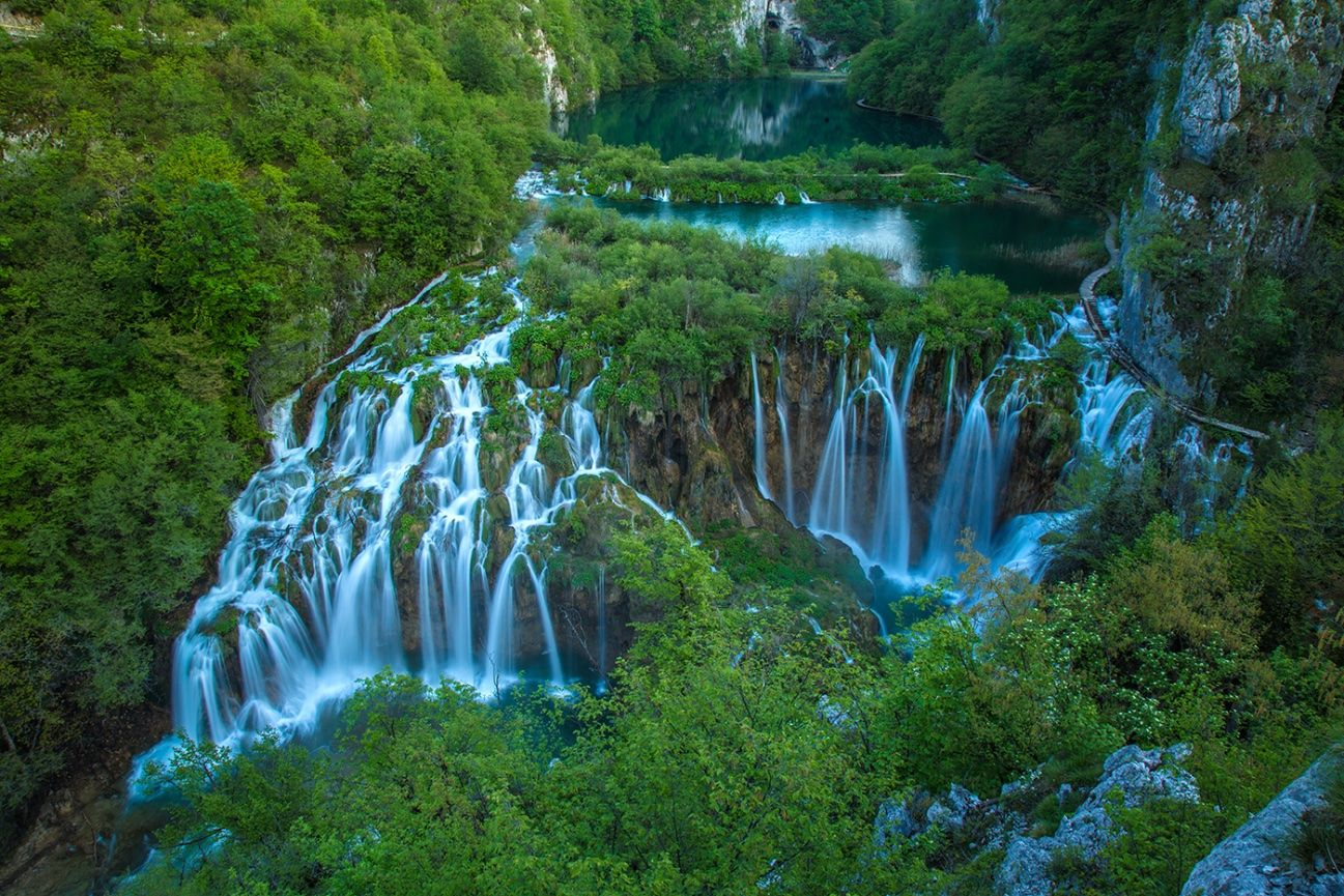 35312.  Plitvice Lakes National Park, Croatia