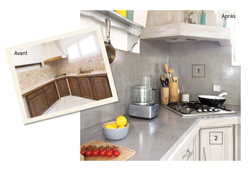 r novez votre cuisine avec maison d co relooking d 39 une pi ce le blog avant apr s. Black Bedroom Furniture Sets. Home Design Ideas