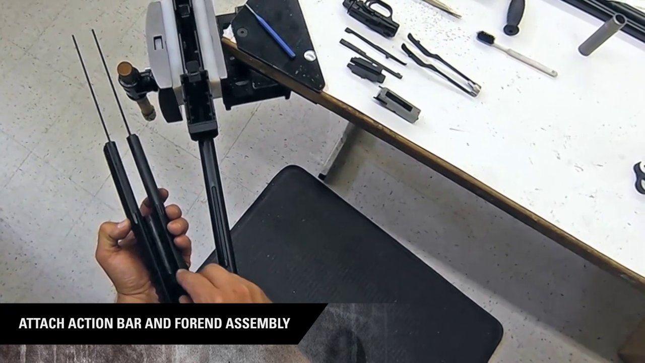 Sidewinder Venom - Kit Installation Video. Sidewinder Venom Shotgun Magazine Conversion Kits transform your Mossberg 12 gauge shotgun into a...
