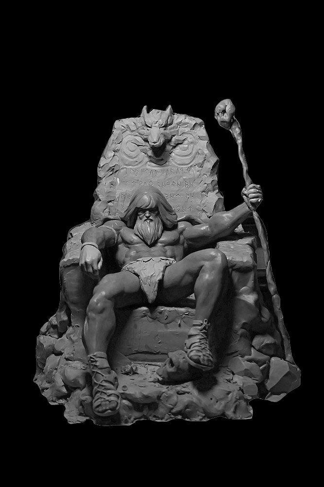 Crom Mofaker, Mufizal Mokhtar on ArtStation at https://www.artstation.com/artwork/crom-mofaker