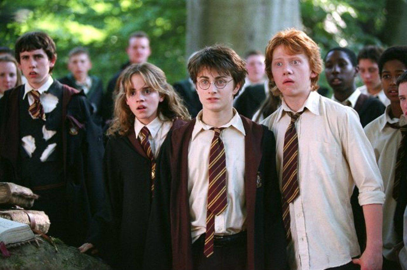 Кадры из фильма: Гарри Поттер и узник Азкабана в 2020 г ...