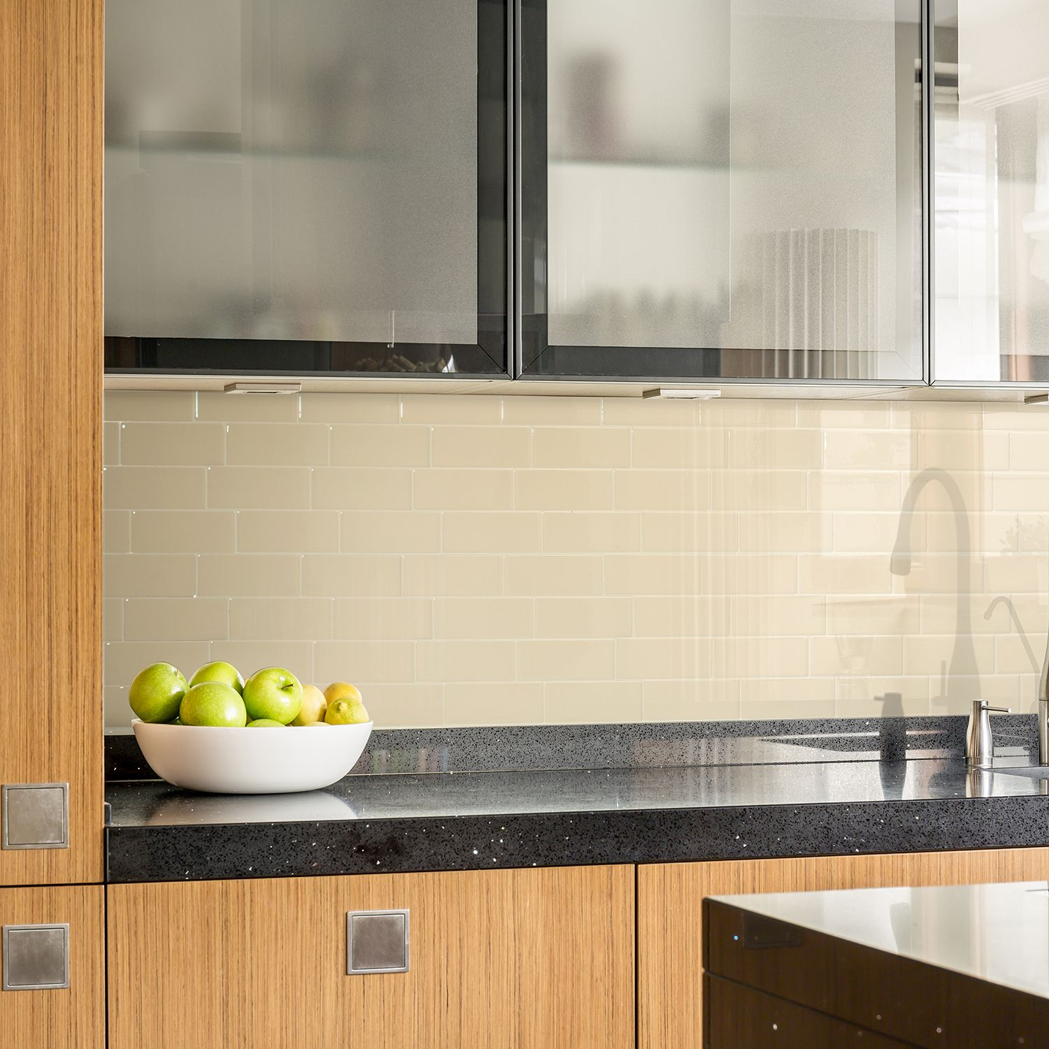 The peel and stick Smart Tiles for