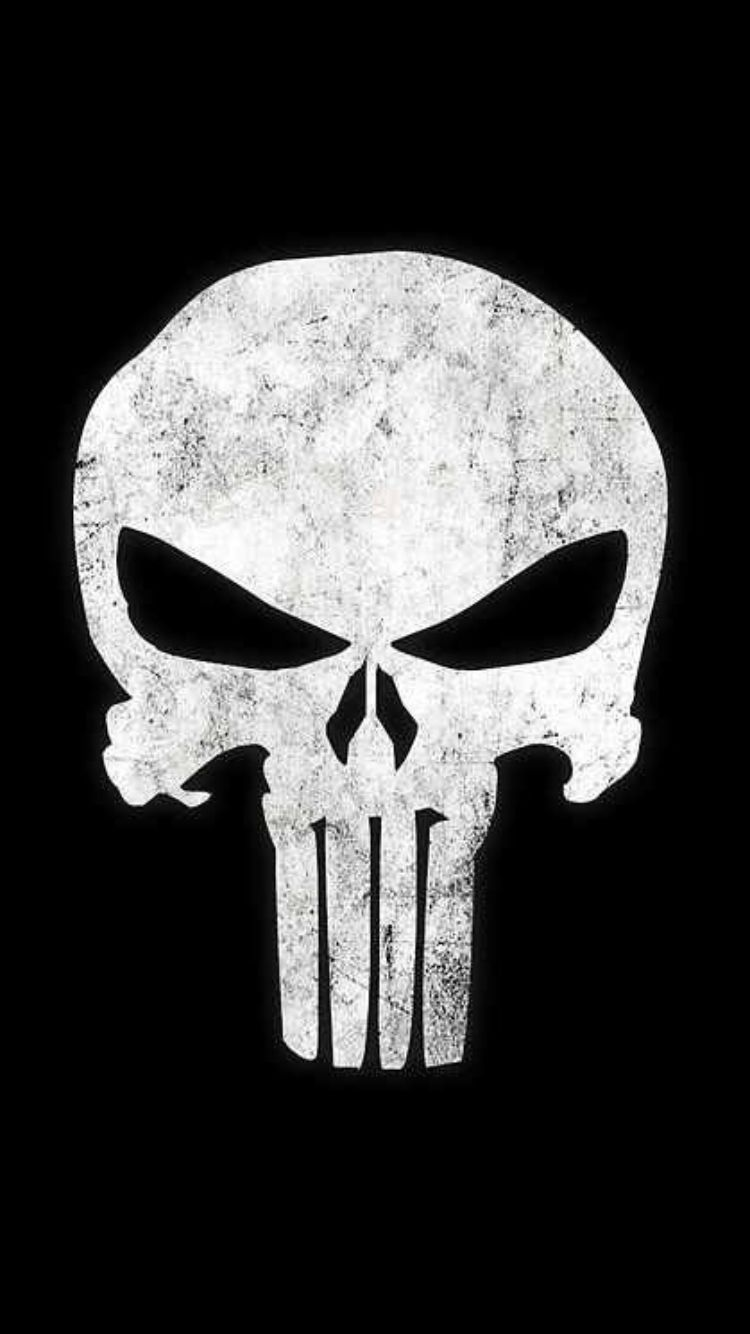 The Punisher logo … | Pinteres…