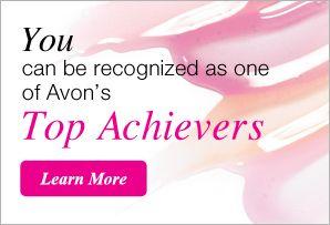 Prp Top Achievers Become An Avon Representative Pinterest Avon