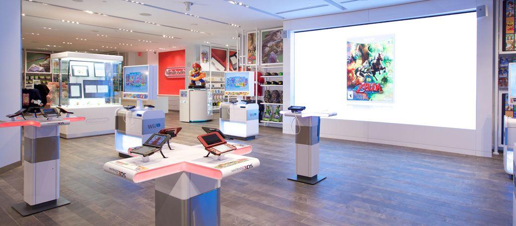 Nintendo World Store New York City