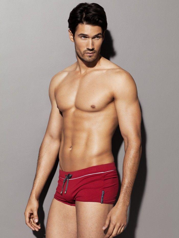 Shan 2013 Men's Swimwear Collection-Global Intimate Wear