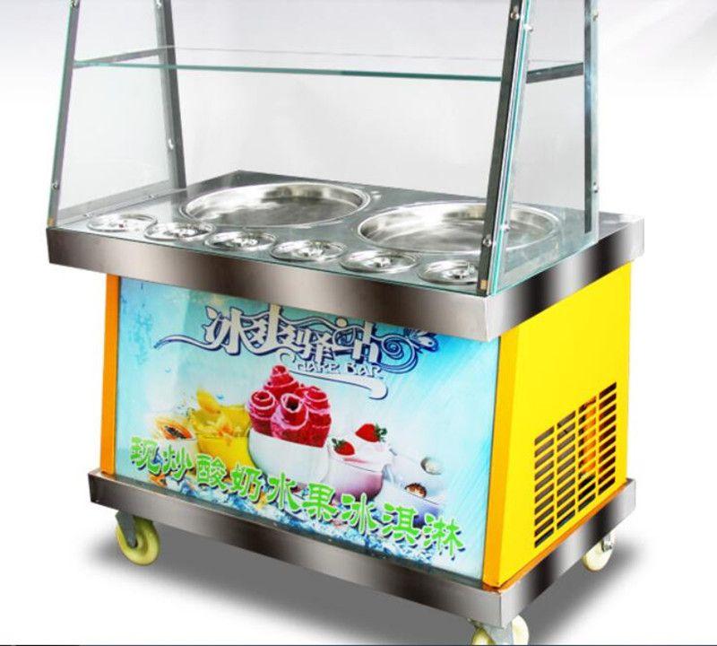 24+ Ice Cream Rolls Machine