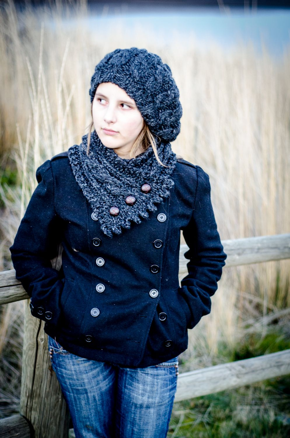 The fishermans wife beret knitting pinterest berets knit free pattern the fishermans wife beret cant wait to do scarf also bankloansurffo Images