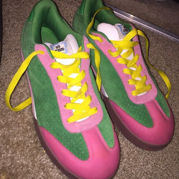 4296b59ae3e45 REEBOK ICE CREAM BOARD FLIP PHARRELL Shoes Size 12 In Men. Worth 150 .  Used. Best Offers Reebok Shoes Athletic Shoes
