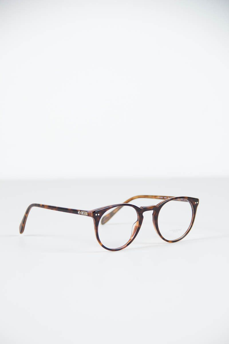 Oliver Peoples Vintage | Sir O\'Malley Optical Frame | Dark Tortoise ...