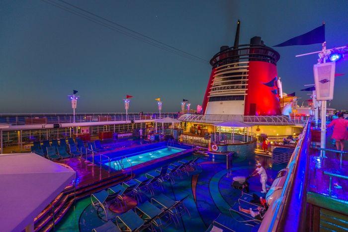 A Walk Around The Disney Magic Cruise Ship Pools Kids Clubs - Pictures of the disney magic cruise ship