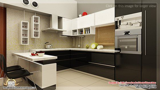 Beautiful Home Interior Designs House Interior Design Kitchen