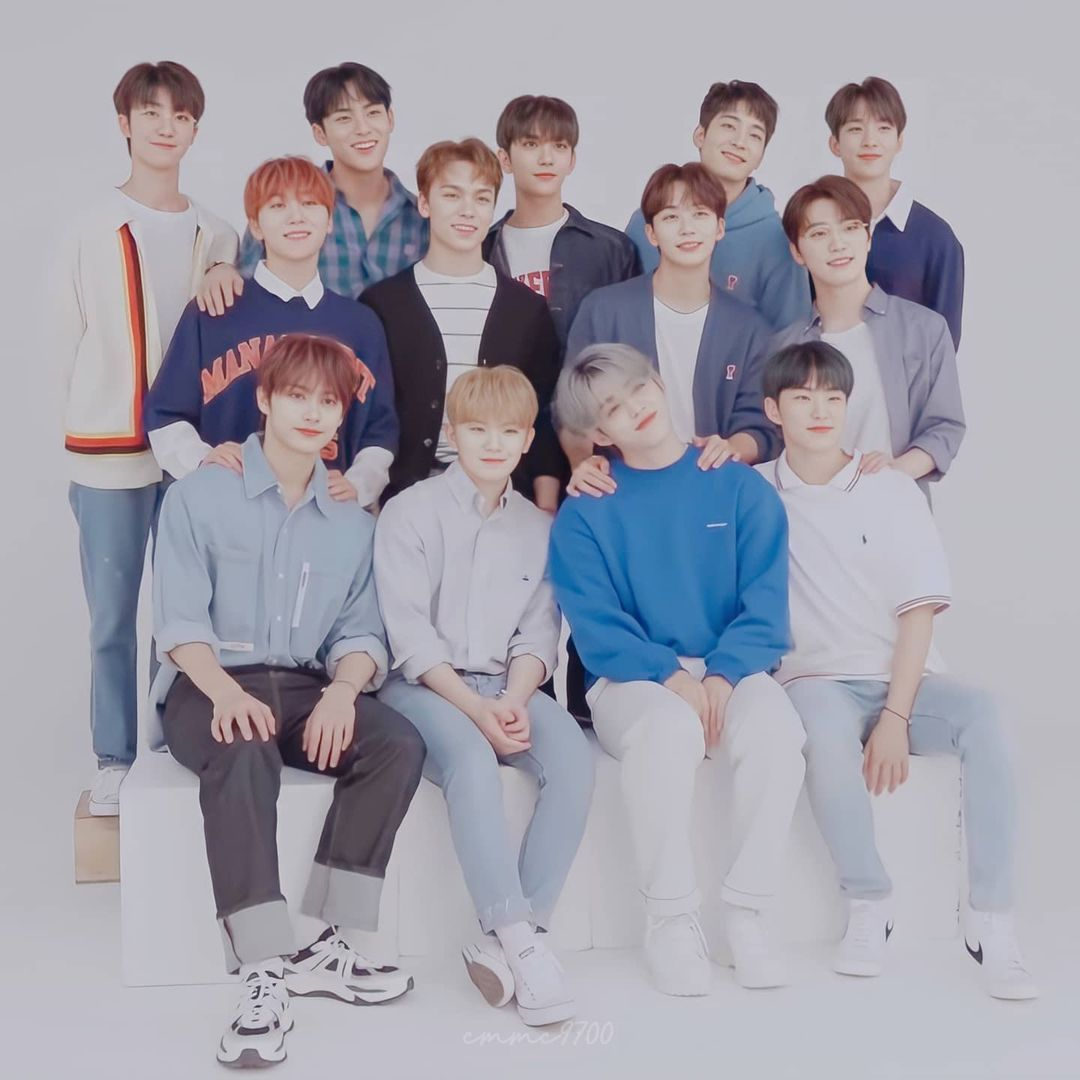 Seventeen Best Selling Kpop Group Million Seller