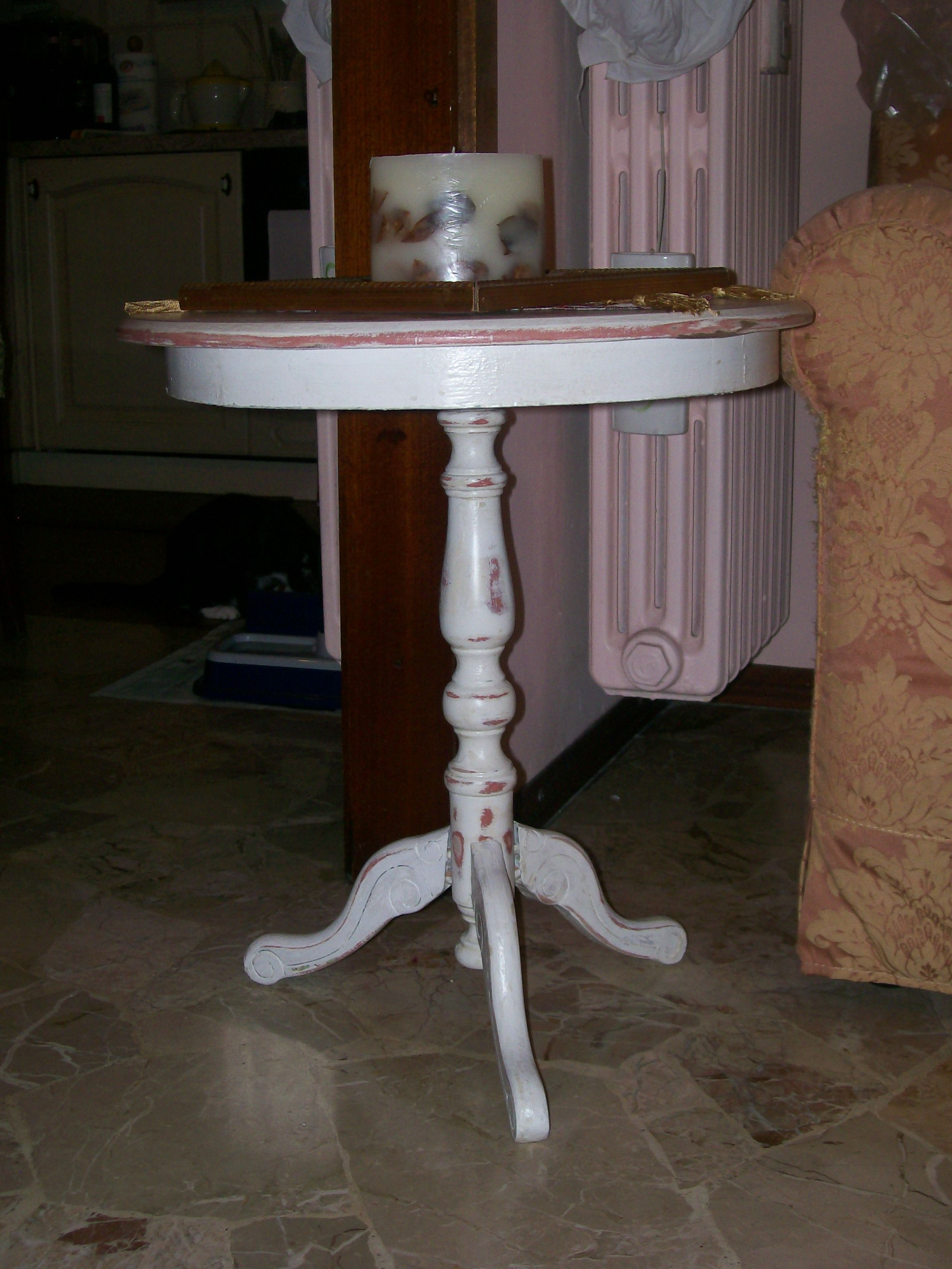 tavolino shabby chic | shabby home | Shabby home, Home Decor e Table