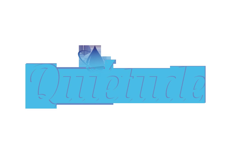 Logo de la société Quiétude http//www.douchequietude.fr