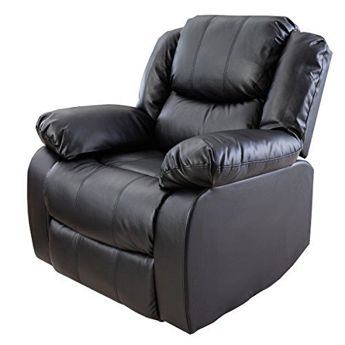 Magnificent Giantex 3Pc Black Motion Sofa Loveseat Recliner Set Living Gmtry Best Dining Table And Chair Ideas Images Gmtryco