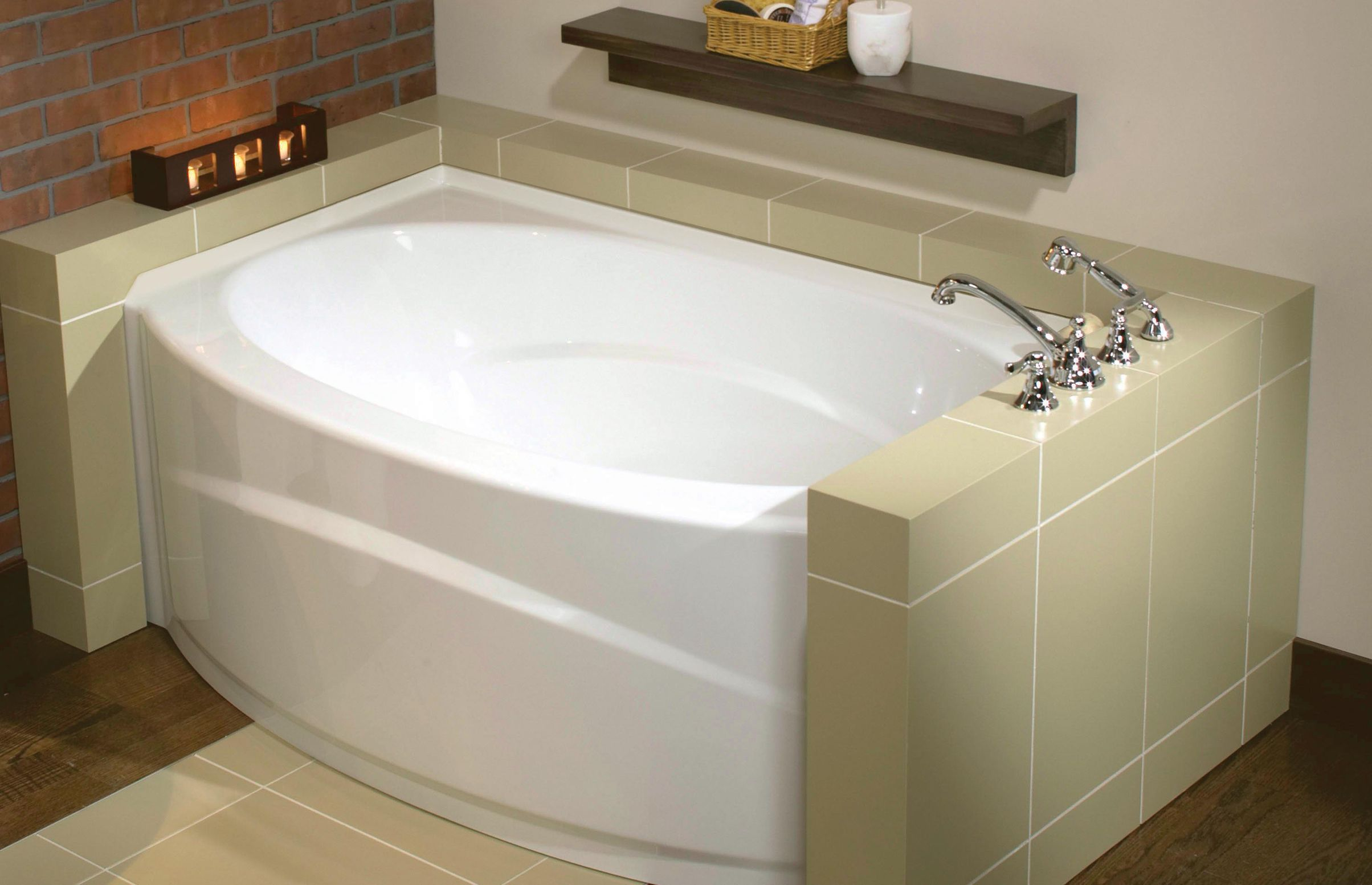 ISLANDER Alcove bathtub - MAAX Professional | Kim\'s bathroom ...