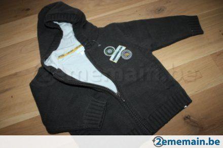 Gilet Obaibi 12M - A vendre à Bruxelles   Charlie D   Pinterest b33863b9e11