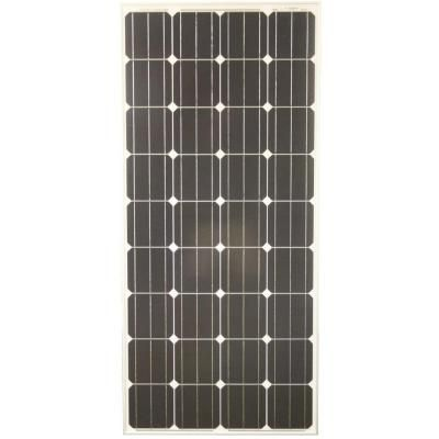 Grape Solar 160 Watt Monocrystalline Pv Solar Panel For Cabins Rv S And Back Up Power Systems Gs S Solar Panels Monocrystalline Solar Panels Best Solar Panels
