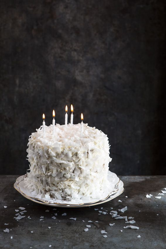 Coconut Birthday Cake Cupcake Cakes Cake Recipes Cake