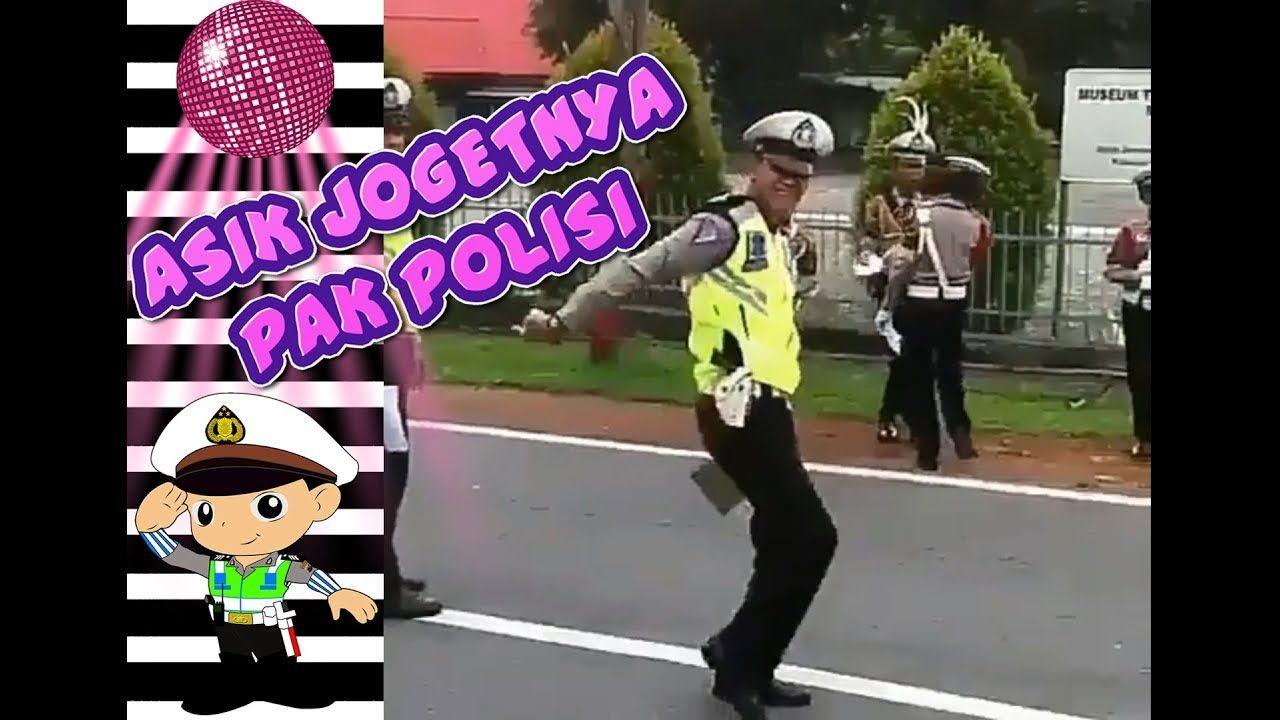 VIRAL POLISI Operasi ZEBRA Sambil JOGET di TENGAH JALAN