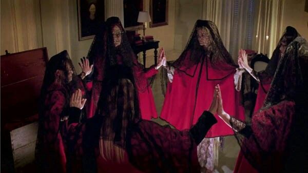 Ritual American Horror Story Coven Satanic Illumin With Images