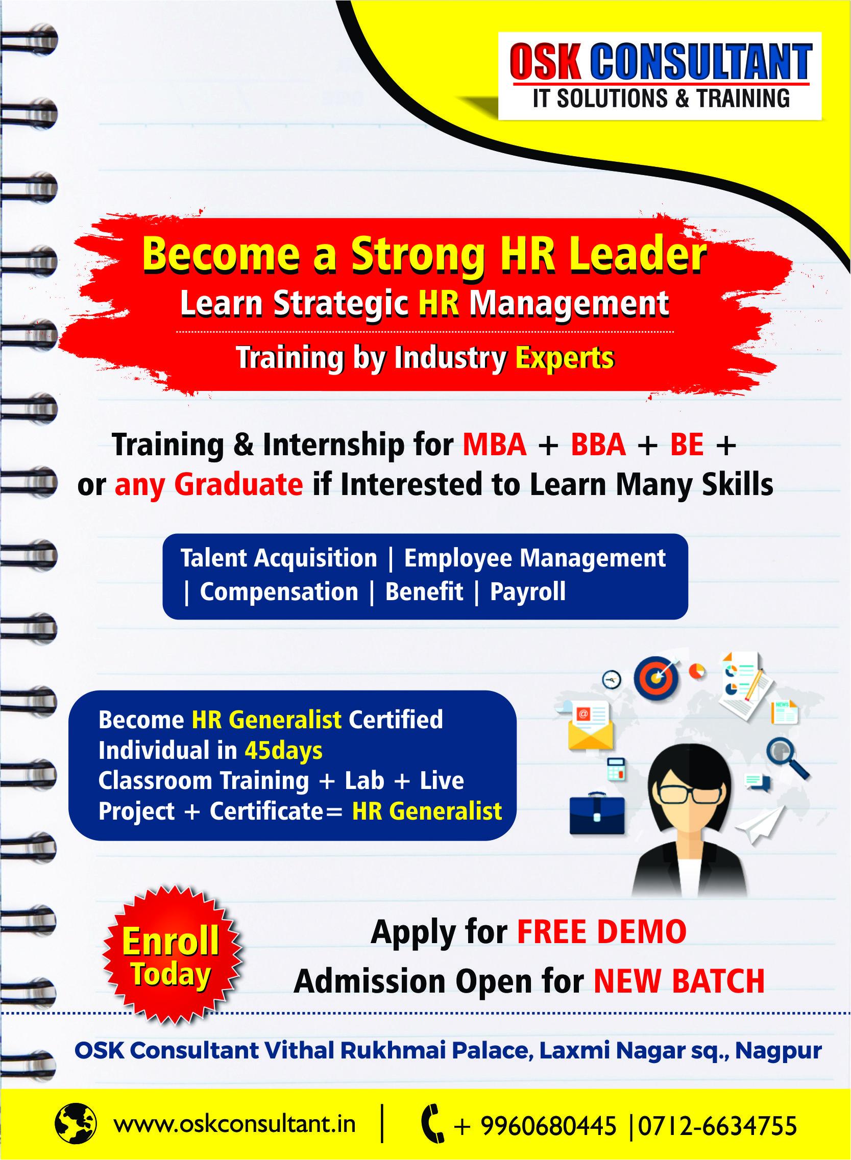 Hr Practical Training Core Hr Training Which Involves Procurement