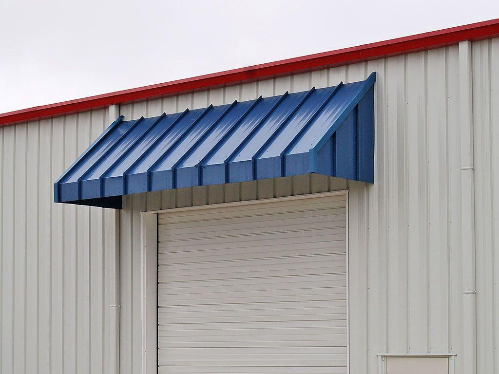 Doors · Standing Seam awning & Standing Seam awning | Standing Seam Metal Awning | Pinterest ...