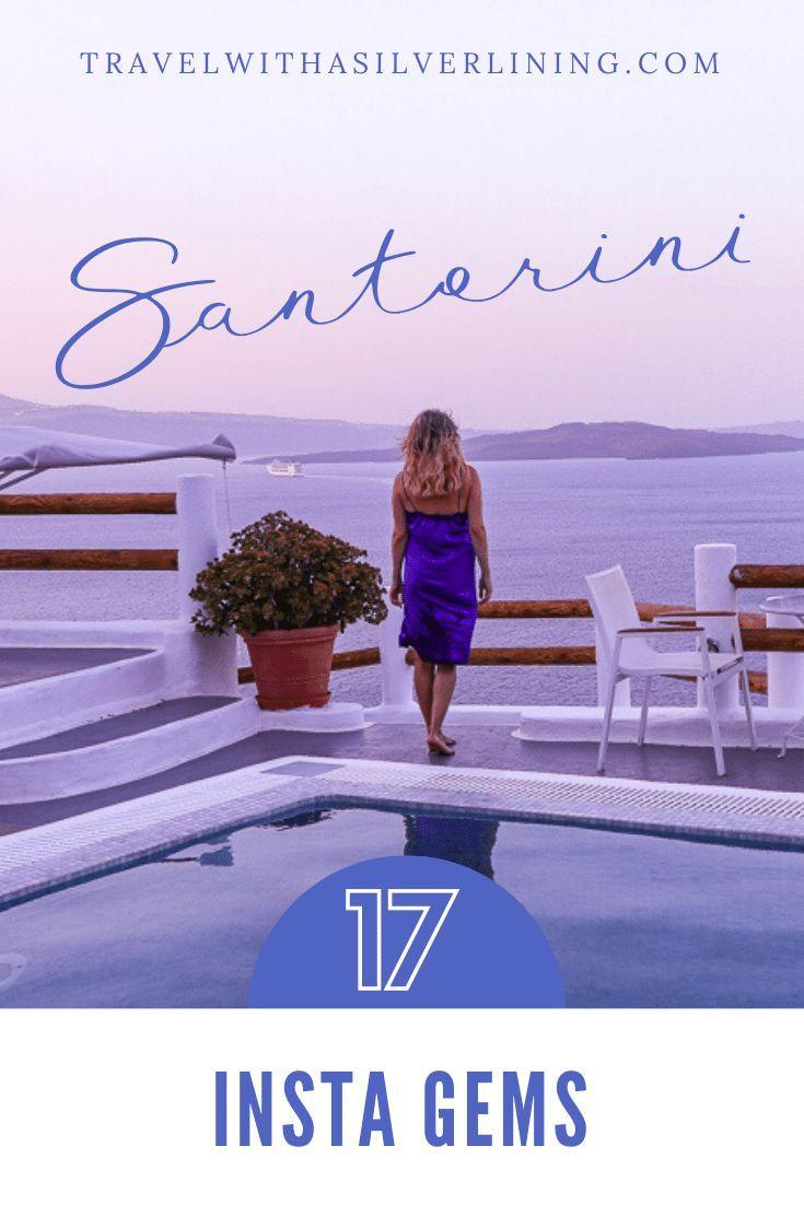 , 16 Magical Santorini Instagram Spots!, Travel Couple, Travel Couple
