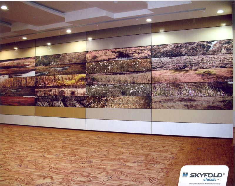 Office Partitions Hufcor Skyfold | GFIUAE.com & Office Partitions Hufcor Skyfold | GFIUAE.com | Door | Pinterest ...
