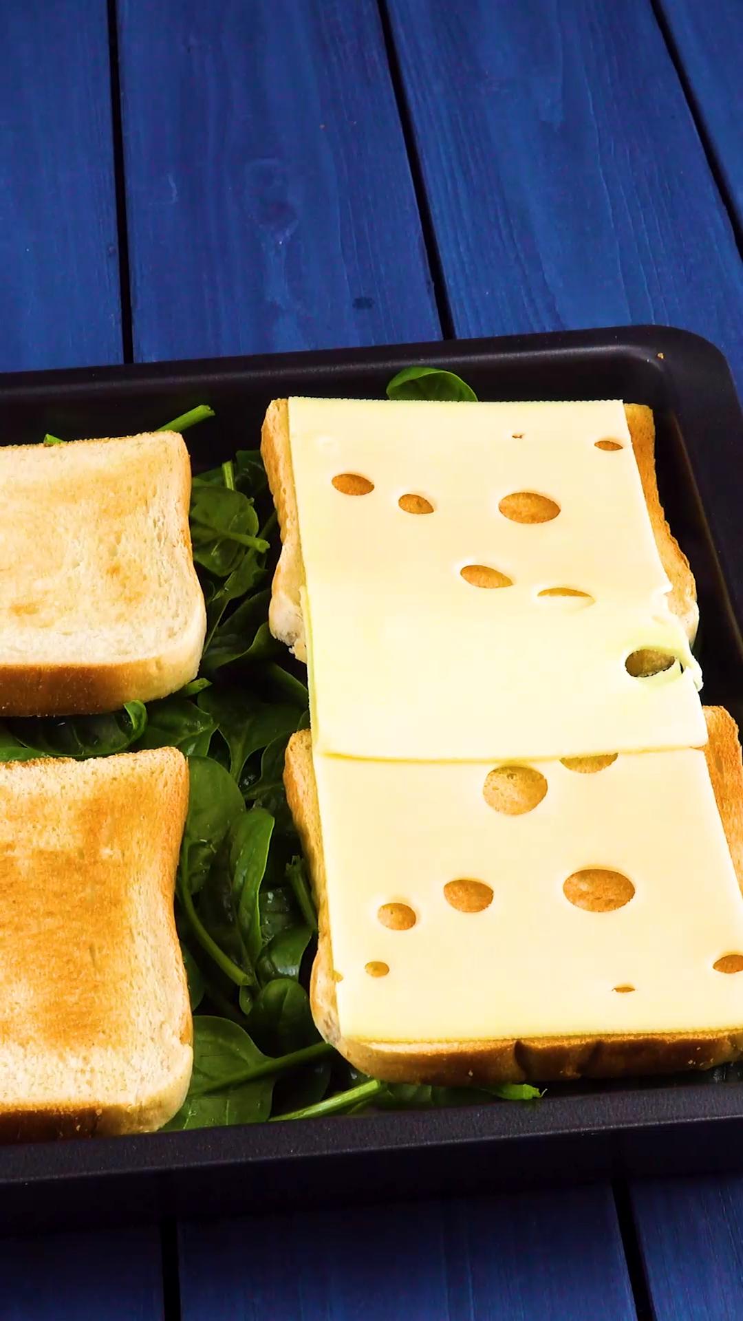 Geniales Frühstück mit Toast