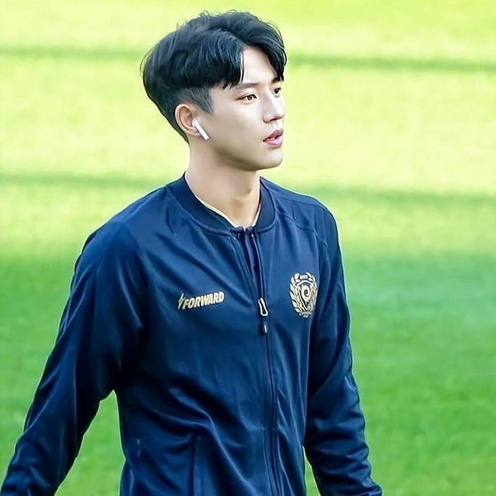Jeong Seung Won Di 2020 Selebritas Pacar Pria Pria