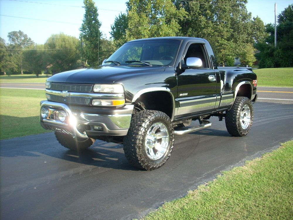 For Sale Is A 1999 Chevrolet Short Bed Stepside Z71 4x4 Regular