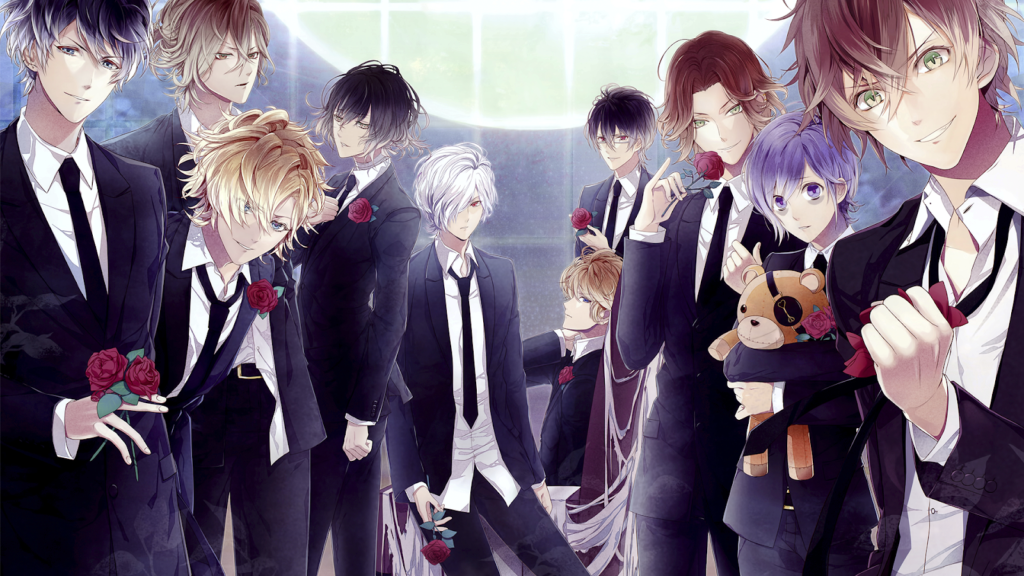 7 Reverse Harem Anime Like Brothers Conflict 9 Tailed
