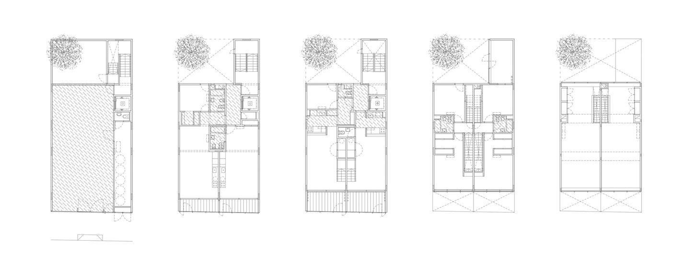 adamo-faiden arquitectos Proyecto 2D Pinterest