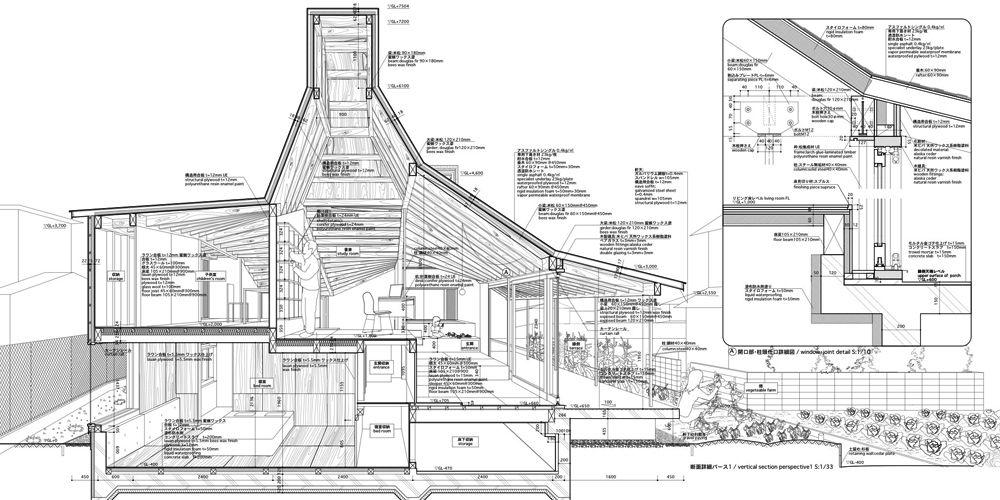 Atelier BowWow Architektur zeichnungen, Architektur und