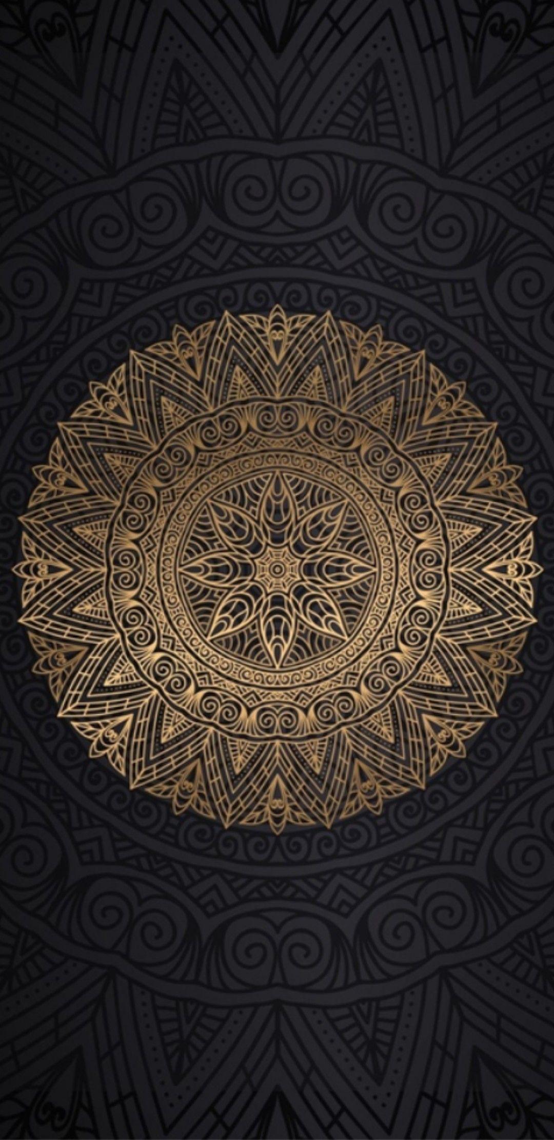 Mandala Mandala Wallpaper Mandala Background Wallpapers Graphic Wallpaper