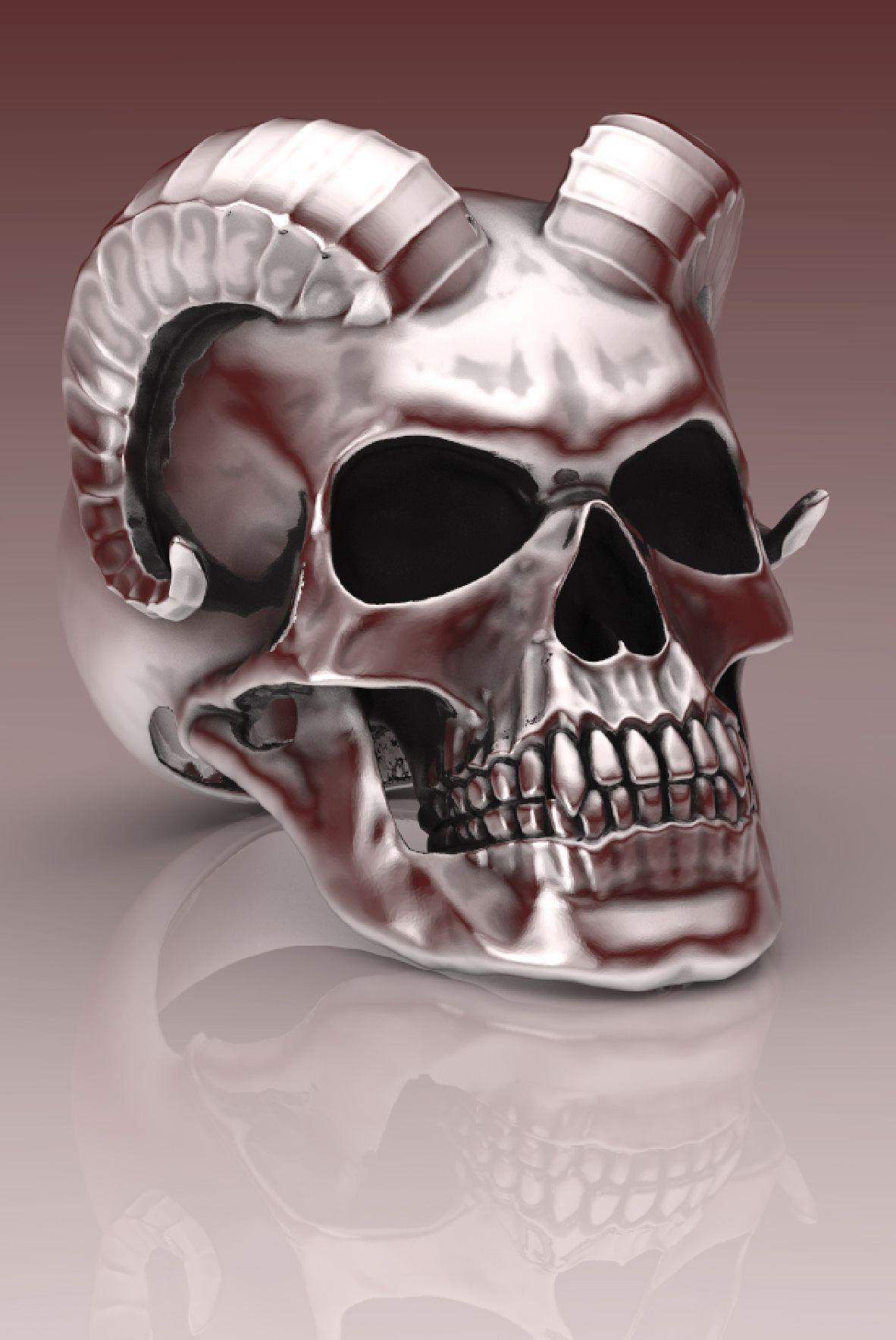 10++ Skull wedding rings mens info