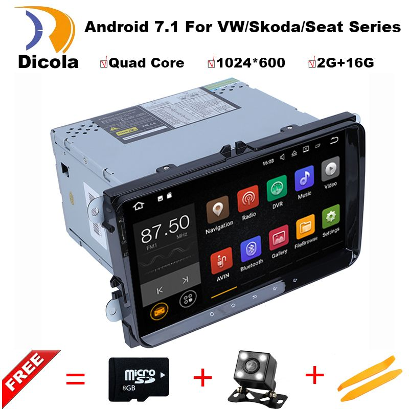 Px5 4g 64g 9 Hd Android 9 Universal Car Radio Double Din Stereo