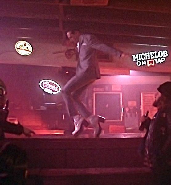 Pee Wee Herman Big Shoe Dance
