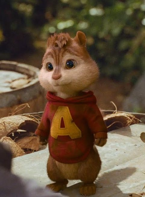 Alvin My Beautiful Brother I Love You Alvin And The Chipmunks
