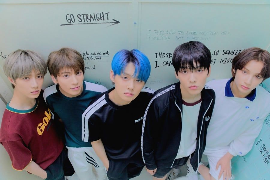 Txt Has Shared Their Very First Teaser Photos For Their Highly Anticipated Return With The Dream Chapter Magic On October 7 At Midnight K Txt Kpop Tomorrow