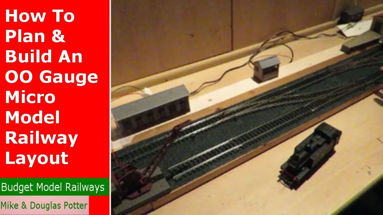 How To Plan Build An Oo Gauge Micro Shunting Switching Model