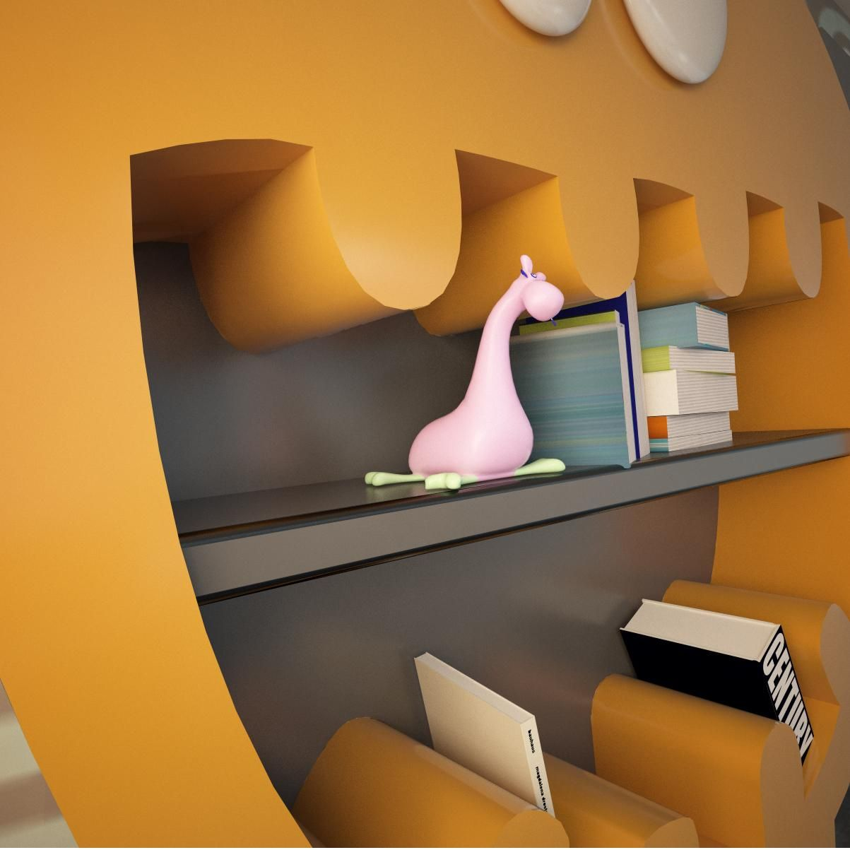 Photo of Harry Bookcase for Kids Room | Shop Online