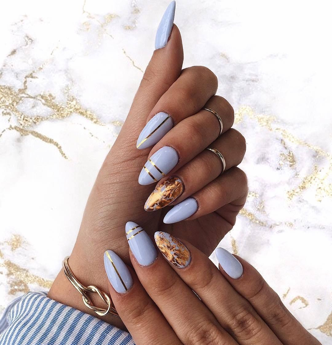 57 Romantic Schemes Nail Design & Color for Wedding 2019 is part of Coffin nails Neutral Bling - There are a couple tactics to help you choose the perfect nail color for your big moment  Again, your nail color's purpose is to compliment your whole look and ensure that your nails aren't too distracting so you need to keep it natural and prevent acrylics or fake nails  Get normal manicures to be sure nails and cuticles are in prime condition