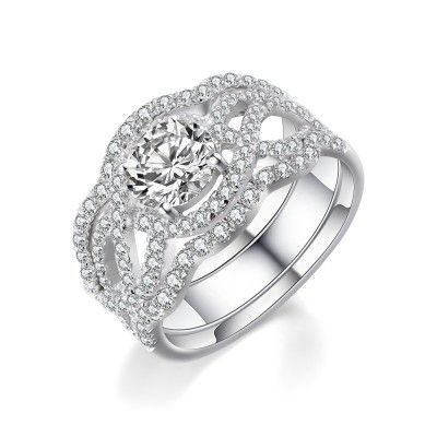 Find cheap wedding ring sets under 100 from our matching his and her