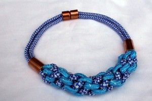 Make a Fashion-Inspired Rope Necklace