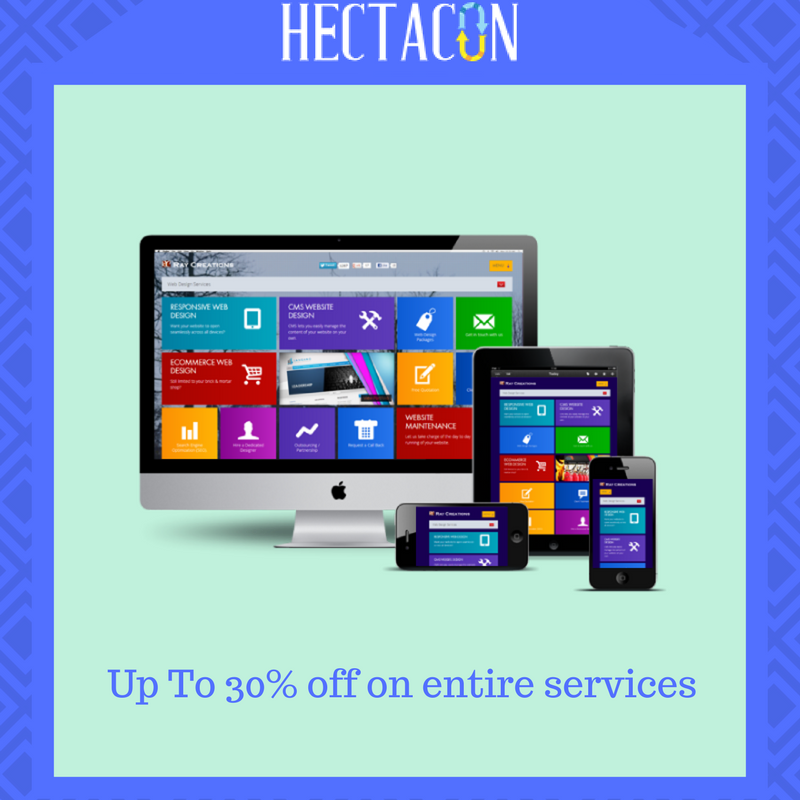 Are You Looking For Best Web Development Design Company Hectacon