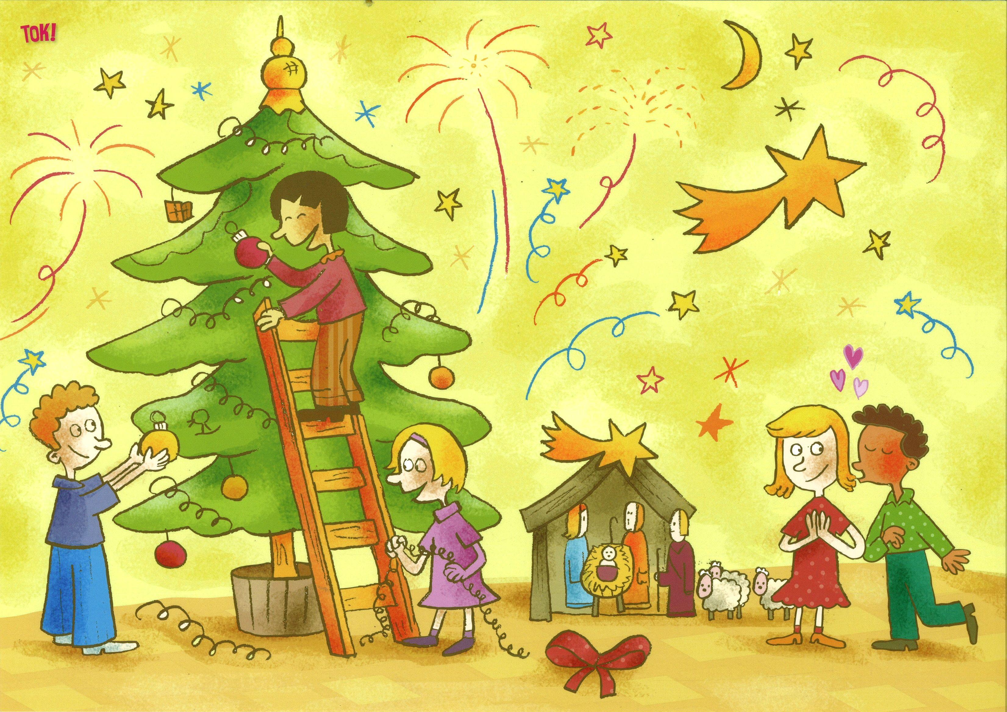 Afbeeldingsresultaat voor kerstmis prent
