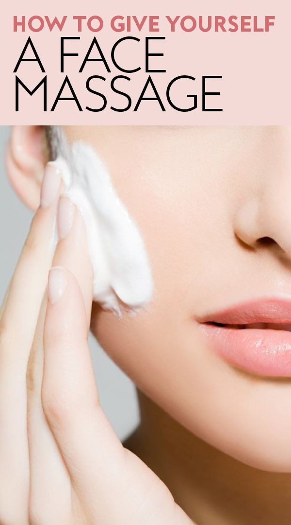 Heres why you should massage your face every day face massage this is why a twice daily face massage should be part of your routine and exactly how to do it facemassage howtogiveafacemassage solutioingenieria Gallery